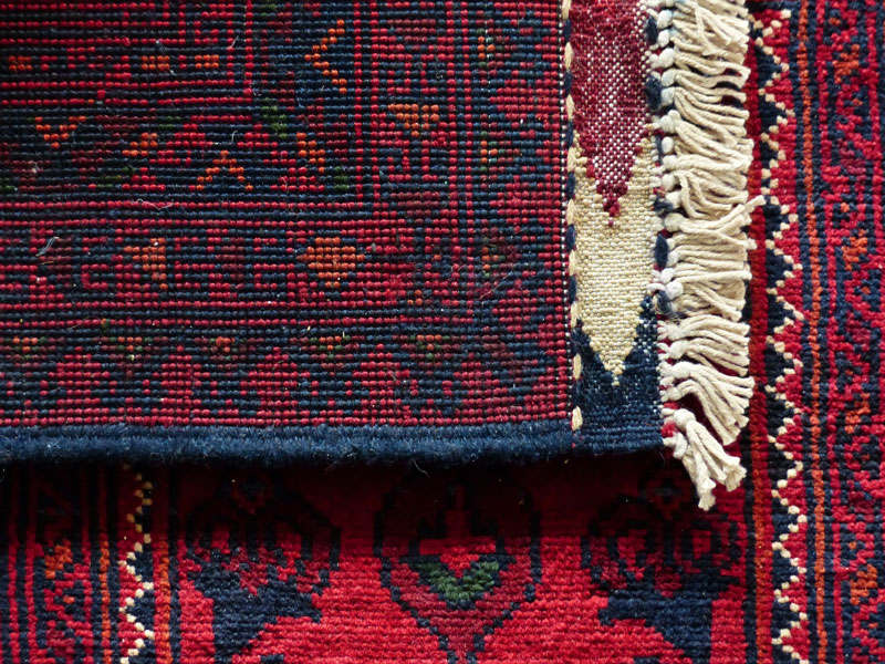 limpiar alfombra en tintoreria