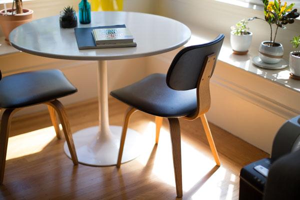 motivos para tapizar una silla