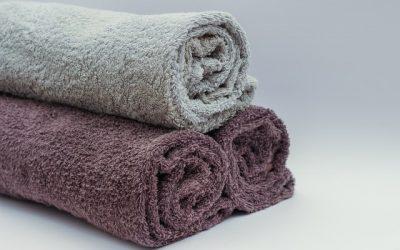 Toallas de baño y hotel: Cómo limpiar correctamente