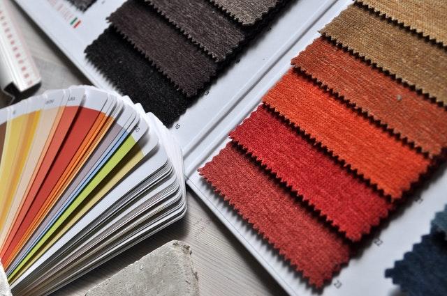 Materiales textiles y tipos de telas